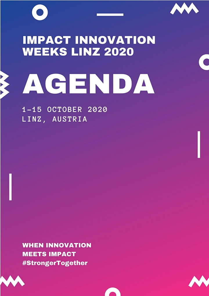 IMPACT INNOVATION WEEKS LINZ 2020